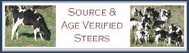 Source Age Verified Steers